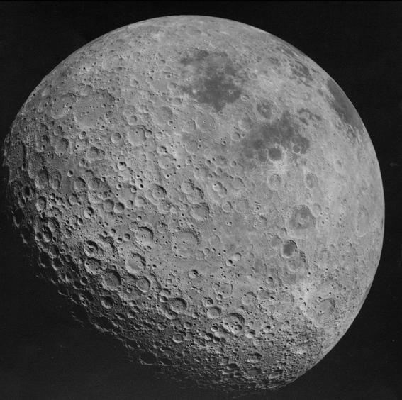 mitos del espacio luna