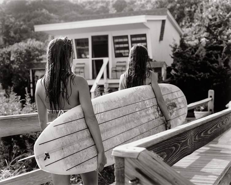 mujeres playa michael dweck