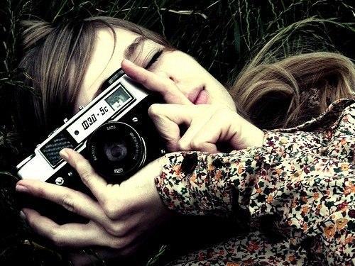 Las fotos que tomas son el resultado de la música que escuchas