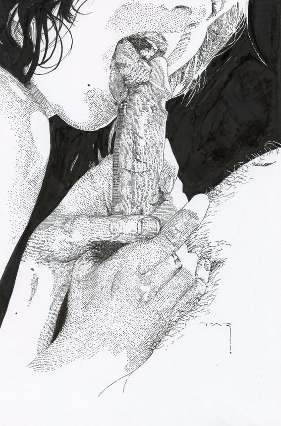 oral explicito nudegrafia