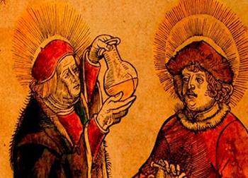 orina medicina antigua