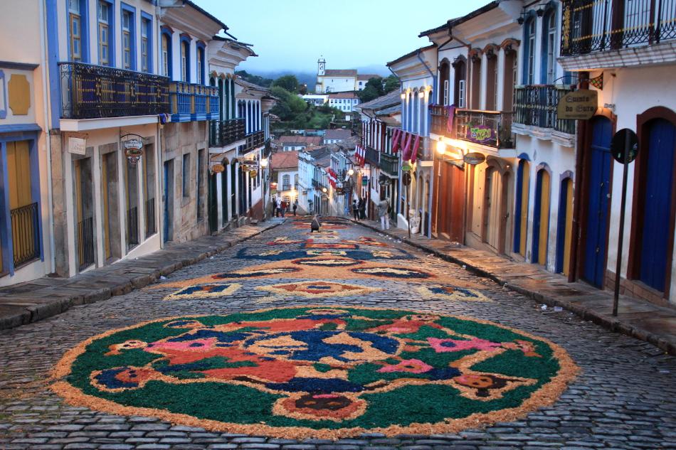 Ouro Petro | Ciudades de latinoamerica