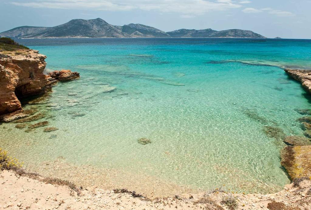 playas secretas koufonisia playa