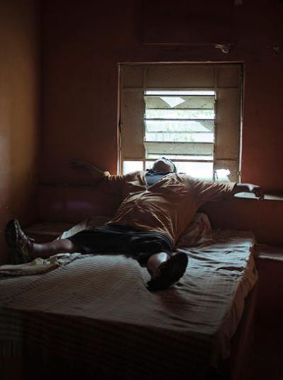 prostitucion cama