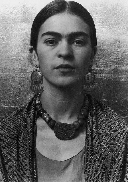 receta de frida kahlo retrato