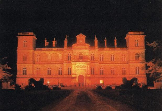 rothschild  mansion