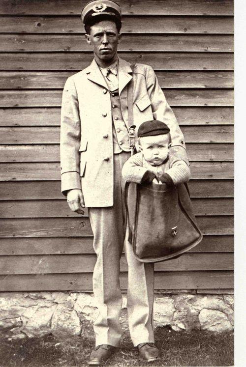 servicio de correos nina