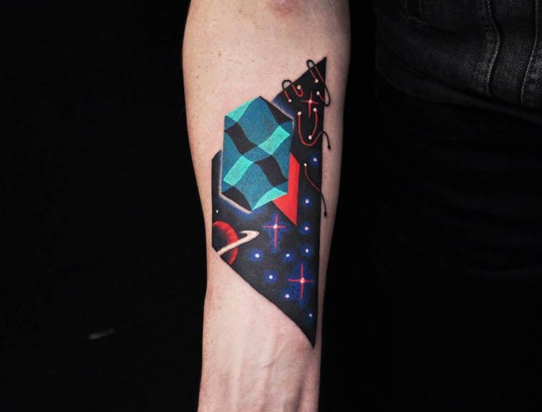 Universe  / tatuajes inspirados