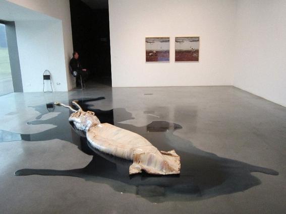 ver arte contemporaneo calamar