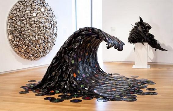 ver arte contemporaneo escultura
