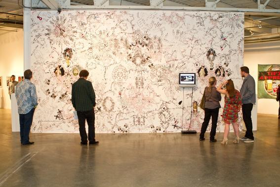 ver arte contemporaneo visual