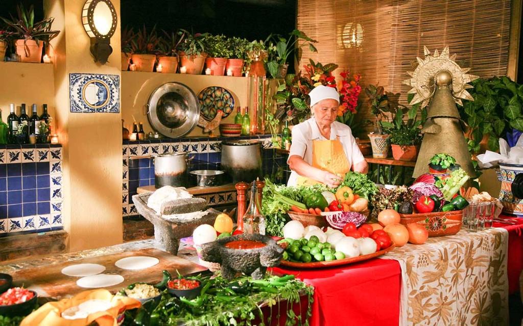 viajar a mexico gastronomia