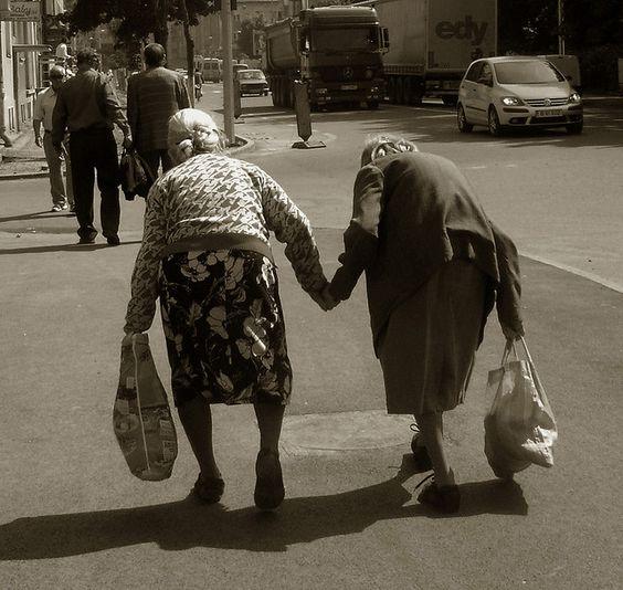 viejita las mejores amigas