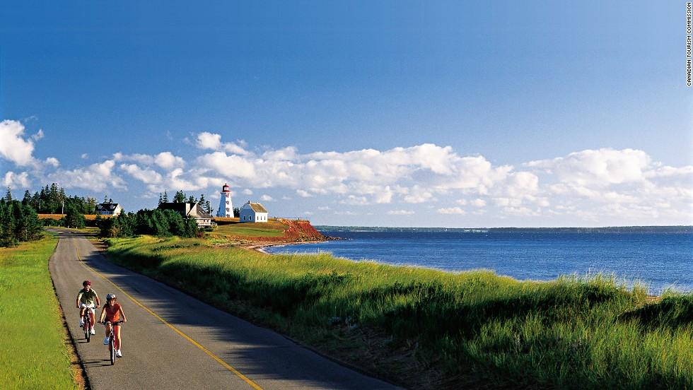 visitar canada prince edward island