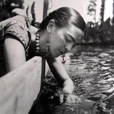xochimilco quien fue frida kahlo