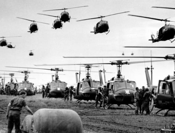 Nick Ut helicoptero