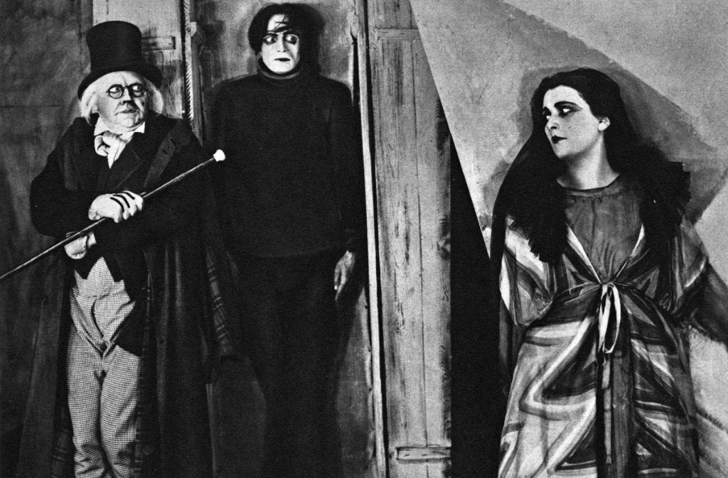 El gabinete del Dr. Caligari iglesia de satan