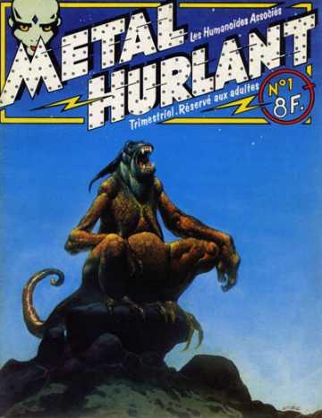 Metal Hurlant comics