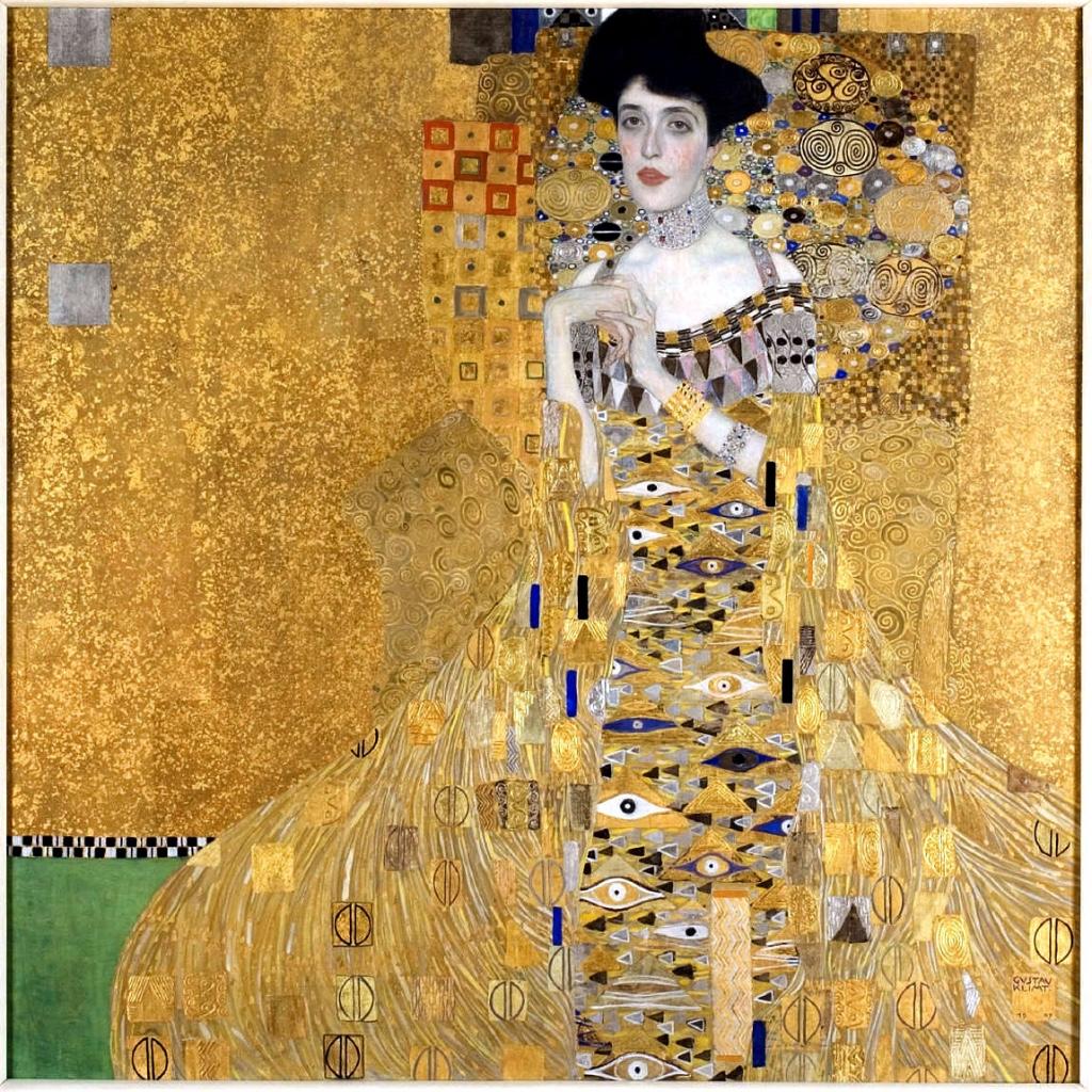10 obras de arte que se salvaron de ser destruidas por los for Adele bloch bauer i
