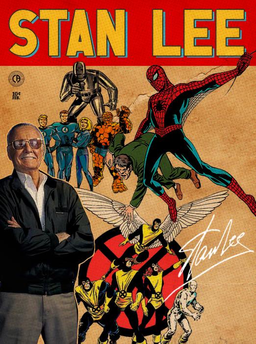 Stan Lee Comic