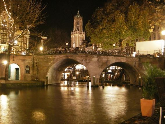 Utrecht, Holanda ciudades que pagan por vivir