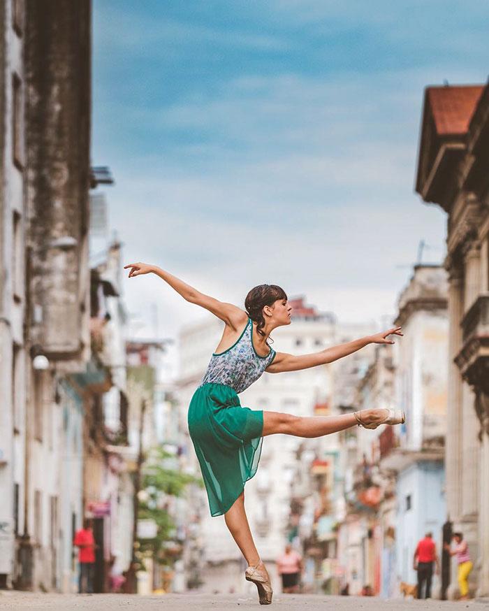bailando cosas que puedes hacer