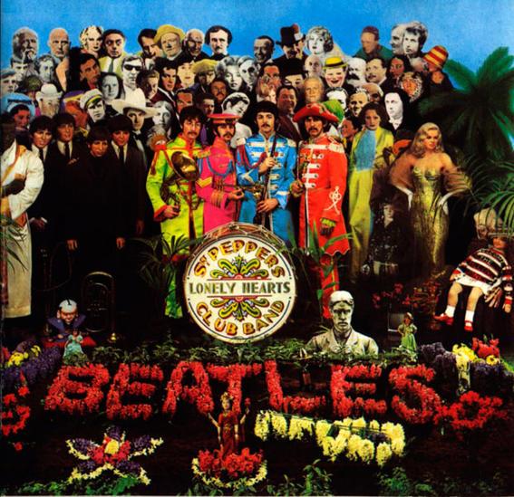 beatles discos conceptuales