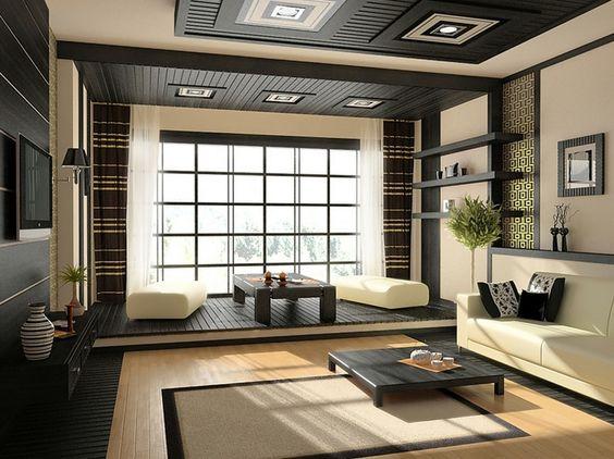 Ideas para decorar tu cuarto al estilo japon s dise o - Habitaciones estilo japones ...