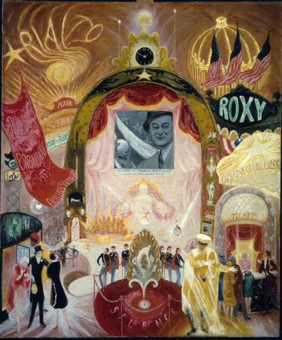 el dadaísmo / Broadway