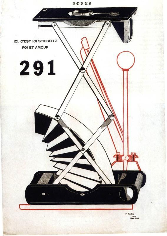 el dadaísmo / francis picabia