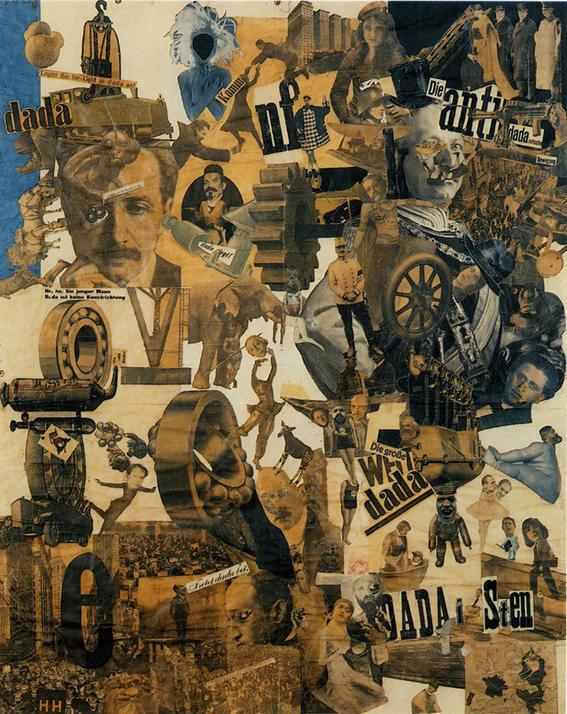 el dadaísmo / Hanna Hoch