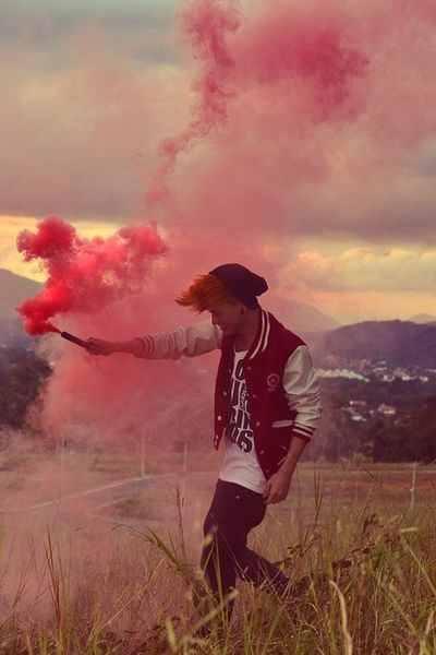 el amor es libre rojo