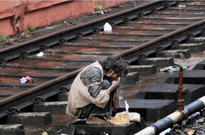 hambre pobreza