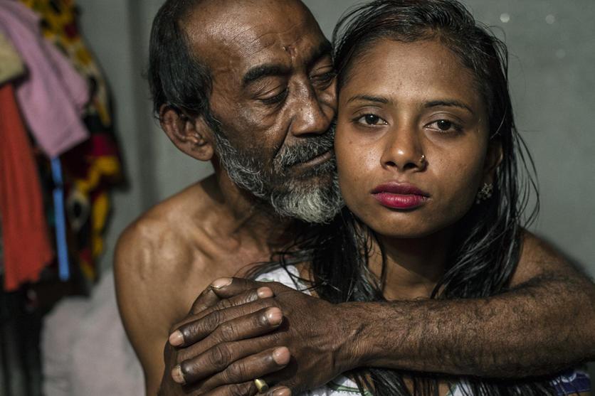 Imágenes De Los Burdeles En La India En Donde Las Mujeres No