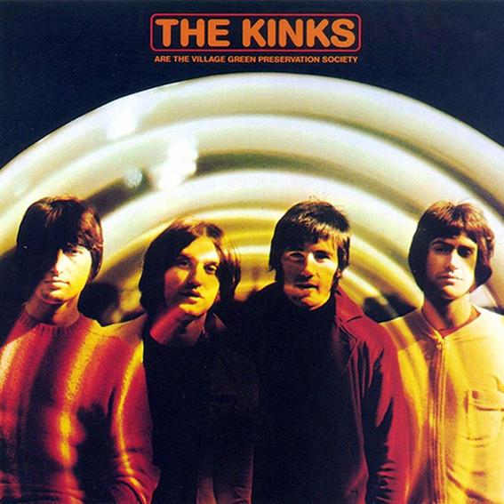 kinks discos conceptuales