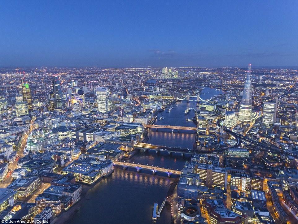 london heahtrow mejores vistas