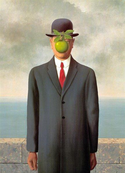 pinturas de rene magritte