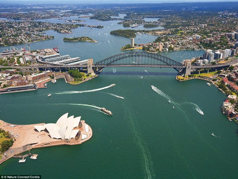 mejores vistas Sidney