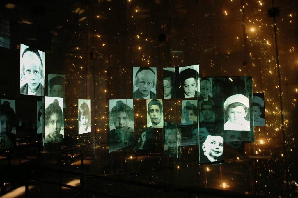 museos populares memorial yad vashem