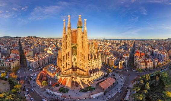 viajes en 2017 barcelona