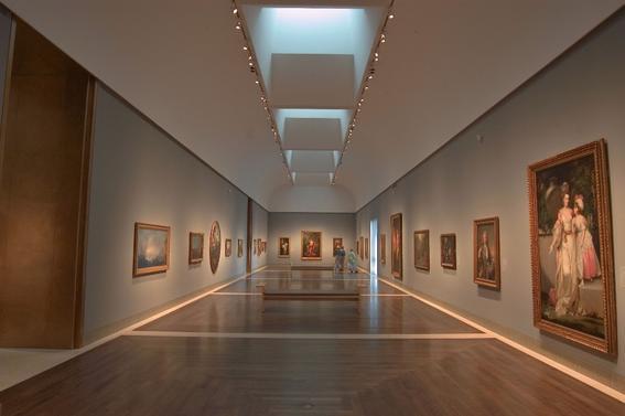 visitar museos arte clasico