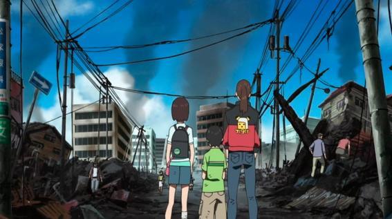 animes tristes / Tokyo Magnitude