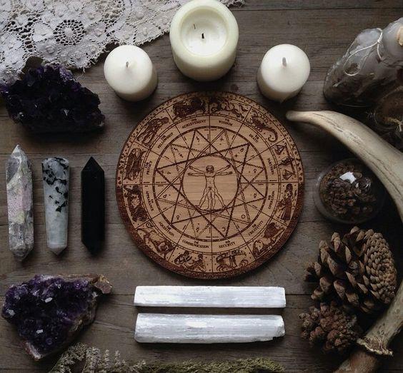 arquetipos del tarot brujeria