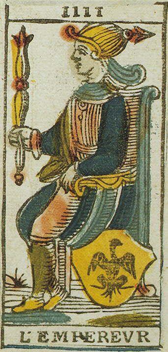 arquetipos del tarot el emperador