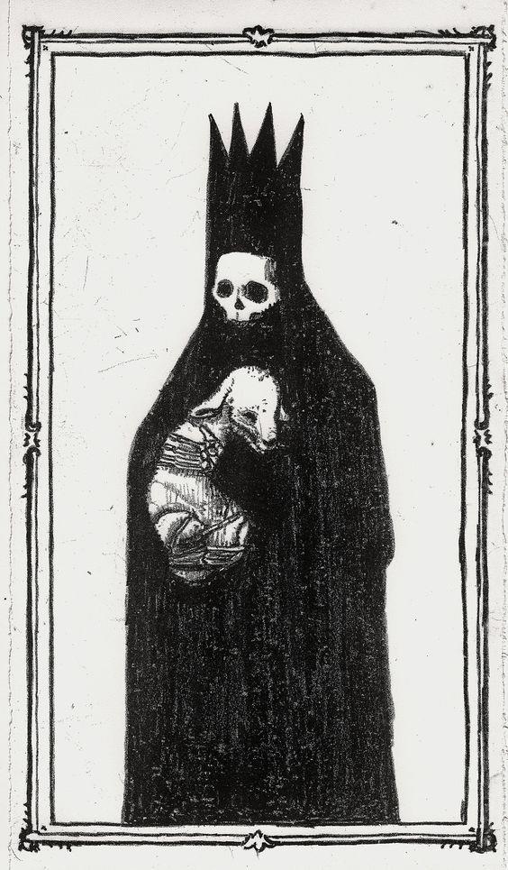 arquetipos del tarot muerte