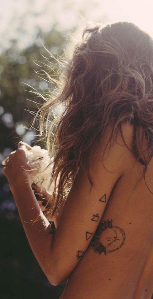 significado de los tatuajes geométricos