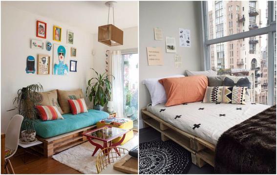 Instrucciones para decorar tu casa cuando no tienes Cosas de decoracion para casa baratas