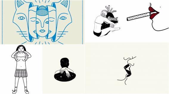 6 ilustradores minimalistas en los que podr as basar tu for Significado de minimalista