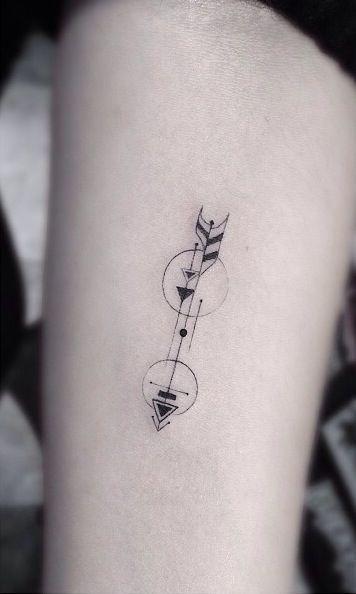 Significado De 5 Flechas Tatuajes Sfb
