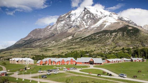 hoteles excéntricos / Torres de Paine